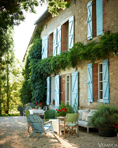 French Homes & Gardens