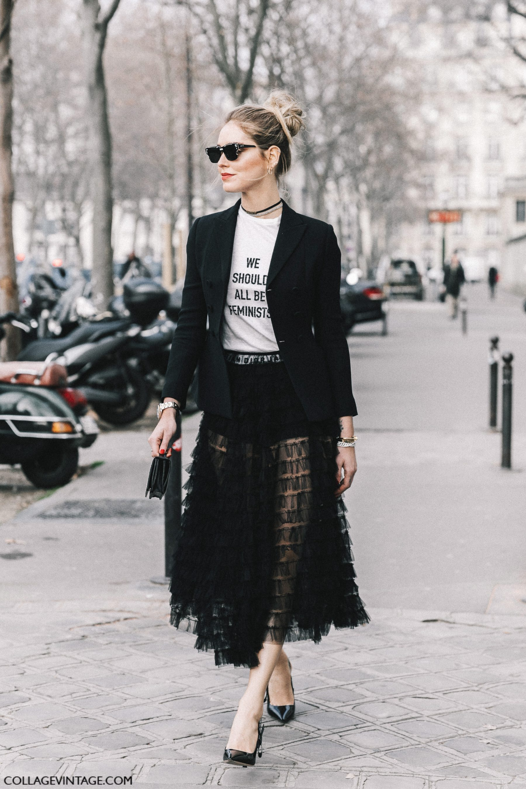 Street Style Paris Couture Street Style
